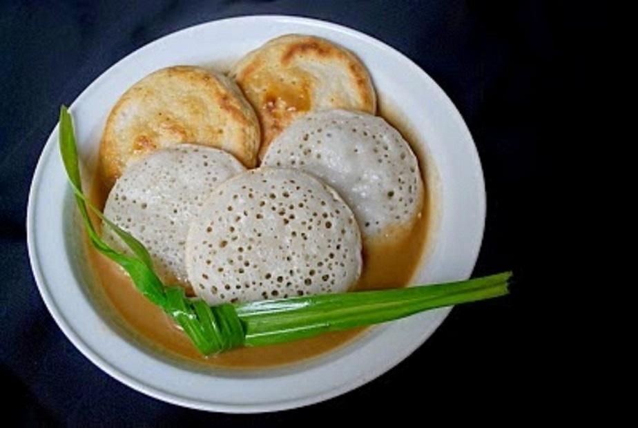 Kue Serabi Kuliner Khas Sunda Yang Delicious Portal Berita
