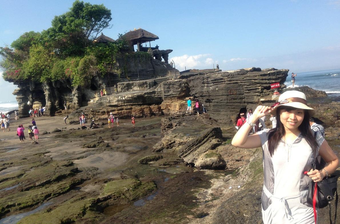 Pasca Nyepi, 8.8 Wisatawan Serbu Tanah Lot – Portal Berita