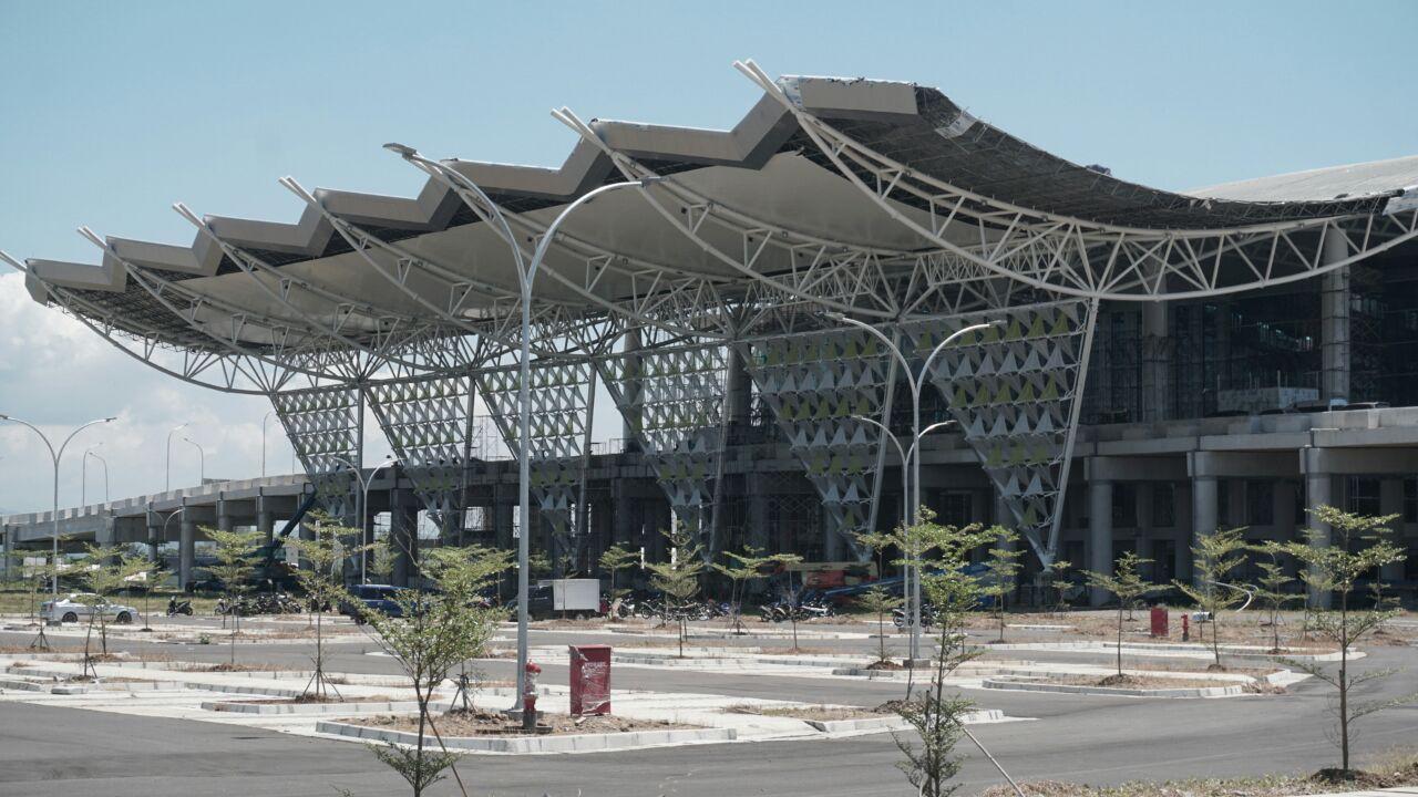 Bandara Internasional Jawa Barat atau Bandara Kertajati | Sumber: Portal Berita Bisnis Wisata