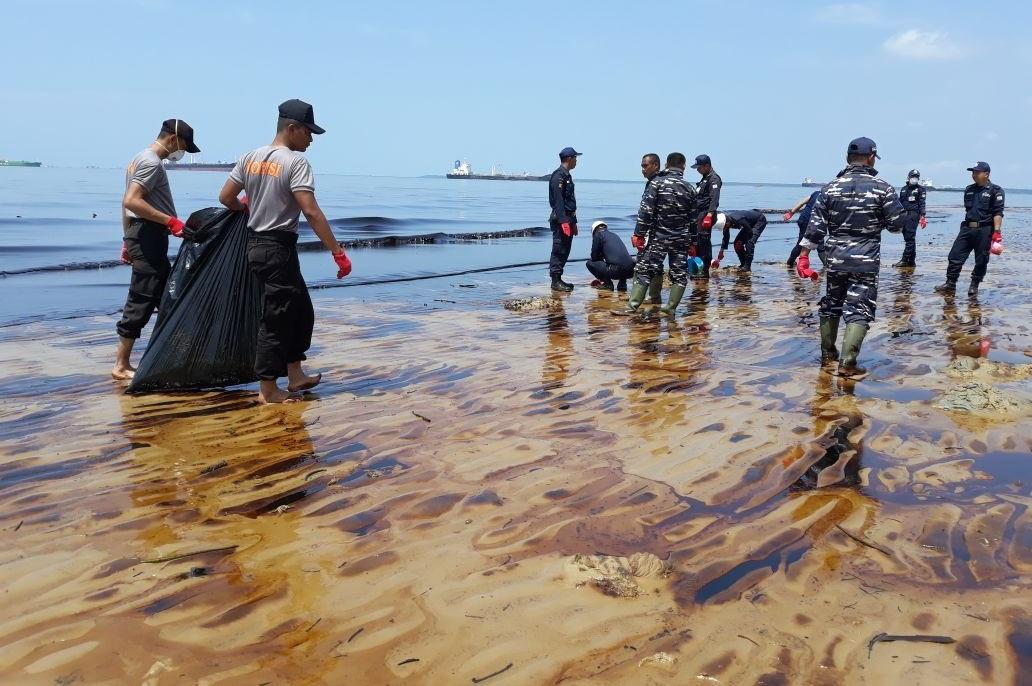 Berwisata Di Teluk Balikpapan Tinggal Kenangan Portal
