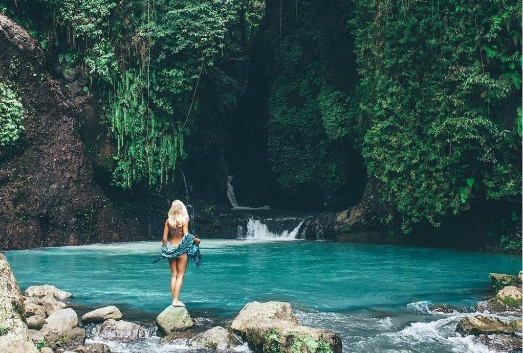 Ternyata Obyek Wisata Di Bali Ada Yang Sepi Turis Portal