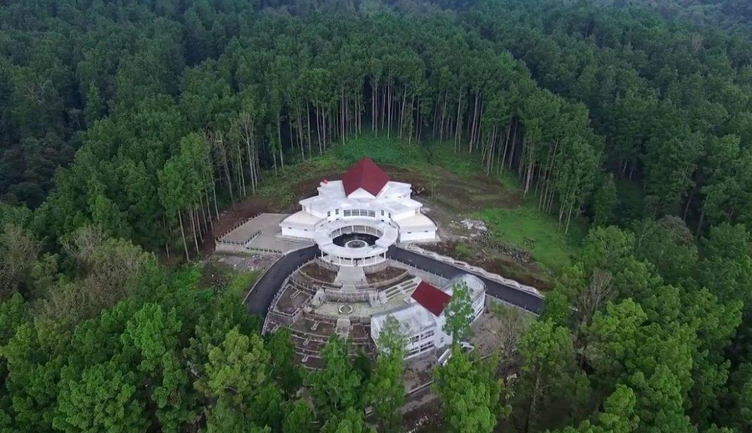 Tuntas Revitalisasi Kebun Raya Baturraden Telan Rp 44 7 Miliar Portal Berita Bisnis Wisata