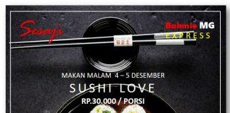 Sushi Roll- bisniswisatacoid